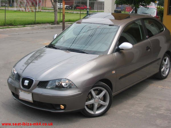 Seat Ibiza Photo Picture Photograph Gallery
